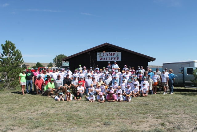2021 Fort Peck Spawning
